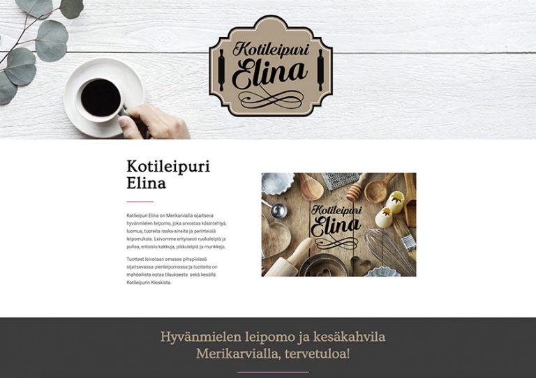 kotileipuri-elina-nettisivut-webtalo
