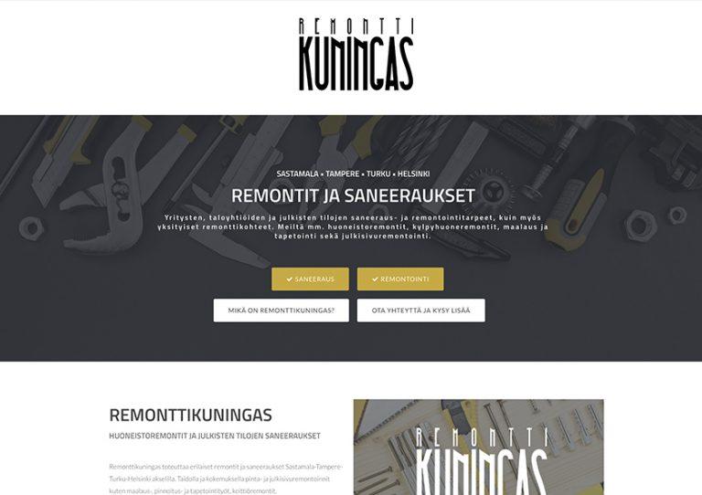 remonttikuningas-webtalo-nettisivut-wordpress