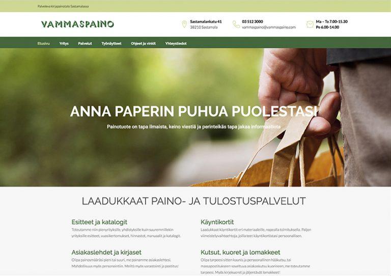 vammaspaino-webtalo-edllusiet-nettisivut