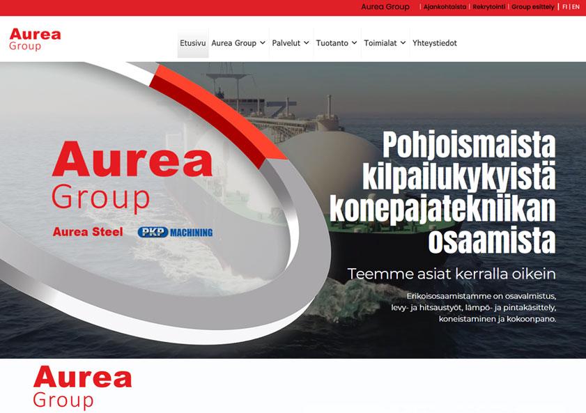 aureagroup-asiakas-case-referenssi-nettisivut-kotisivut-yrityssivut-webtalo