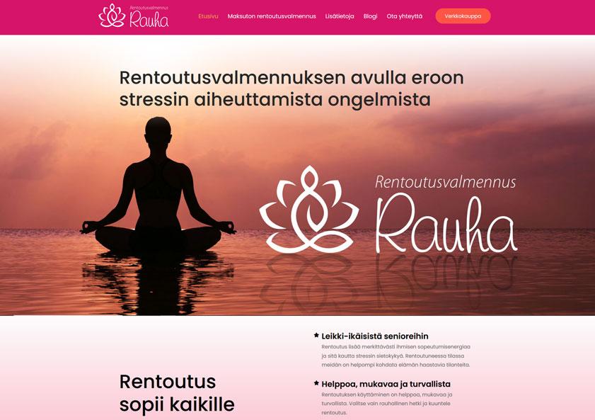rentoutusvalmennus-rauha-referenssit-webtalo-kotisivut-internetsivut-verkkosivut-websivut