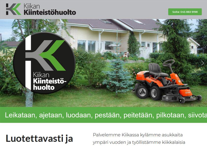 kiikan-kiinteistohuolto-referenssit-webtalo-kotisivut-internetsivut-verkkosivut-websivut